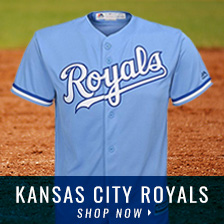 Kansas City Royals Jerseys