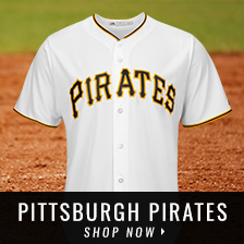 Pittsburgh Pirates Jerseys