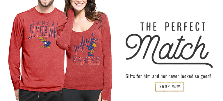 Jayhawk Gifts for Him and Her