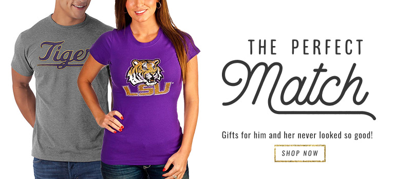 LSU Gifts for Him and Her