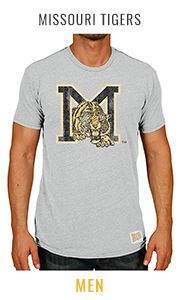 Shop Missouri Tigers Mens Apparel