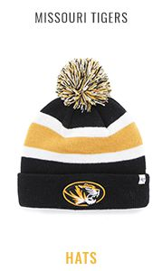 Shop Missouri Tigers Hats