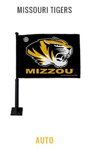 Shop Missouri Tigers Auto Accessories