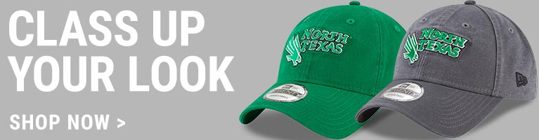 North Texas Mean Green Hats