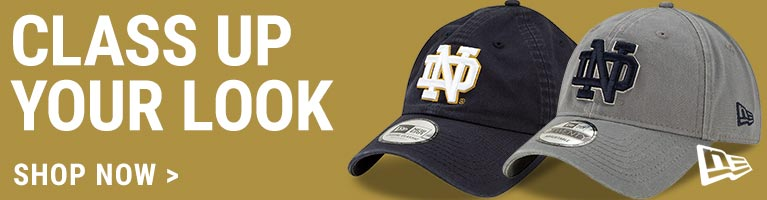 Fighting Irish New Era Hats