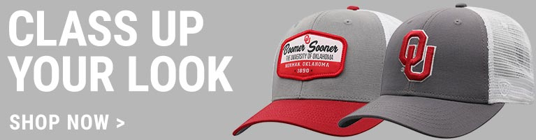 Oklahoma Sooners New Era Hats