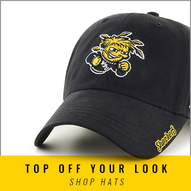 Head in to Rally House for Shockers Headwear