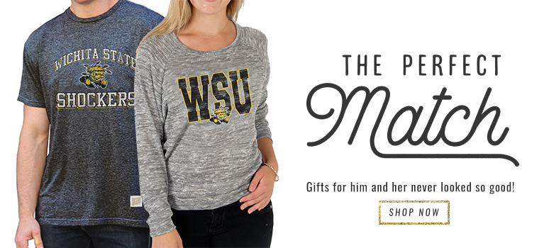 Wichita State Gifts for Him and Her