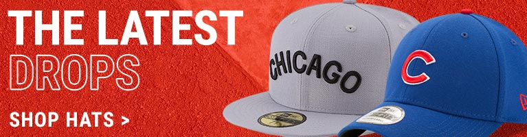 Chicago Cubs Latest Drops