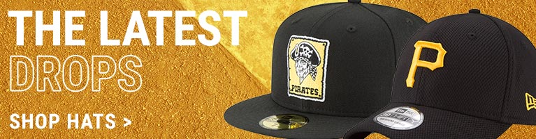 Pittsburgh Pirates Latest Drops