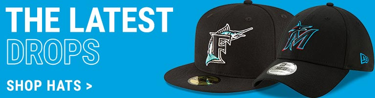 Miami Marlins Hats