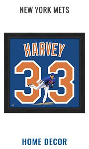 Shop New York Mets Home Decor