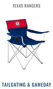 Shop Rangers Tailgate and Gameday