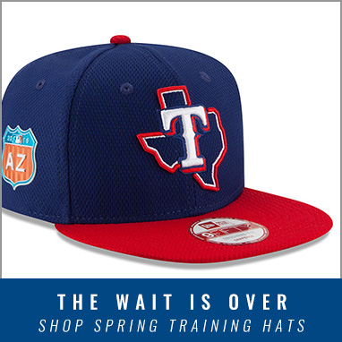 Just In: Rangers Spring Training Hats