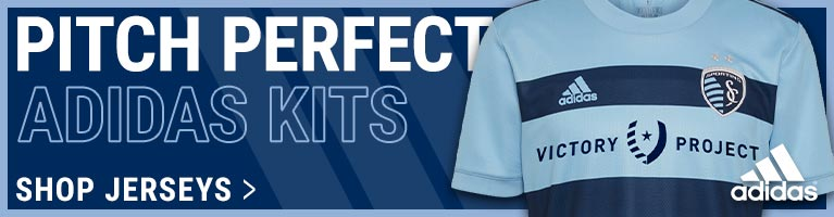 Shop Sporting KC Jerseys
