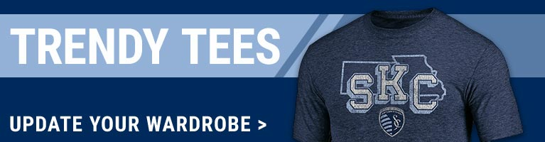 Shop Sporting KC T-Shirts
