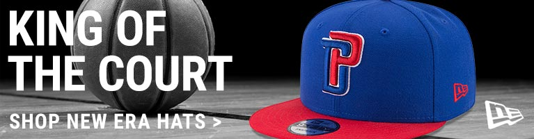 Detroit Pistons Fitted Hats