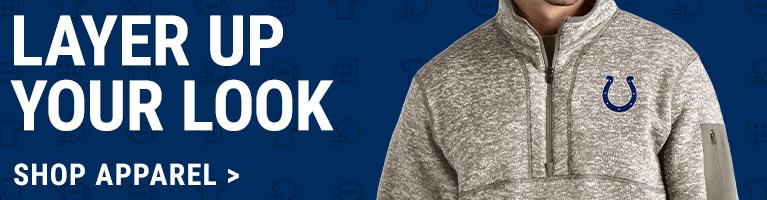 Indianapolis Colts Apparel & Gear