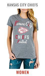 Shop Kansas City Chiefs Womens