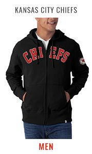 Shop Kansas City Chiefs Mens