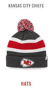 Shop Kansas City Chiefs Hats
