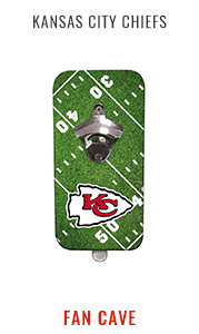Shop Kansas City Chiefs Fan Cave