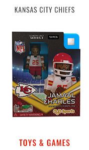 Shop Kansas City Chiefs Toys