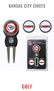 Shop Kansas City Chiefs Golf