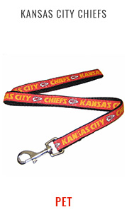 Shop Kansas City Chiefs Pet