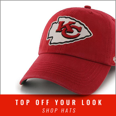 Head in to Rally House for Chiefs Headwear