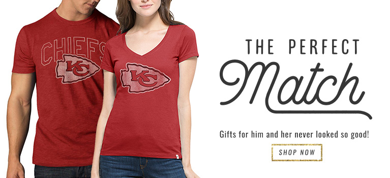 Get Chiefs Gifts for Him and Her