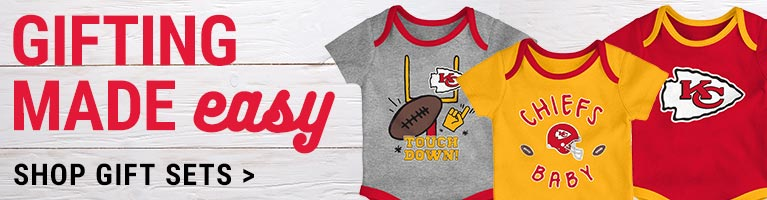 Chiefs Baby Sets