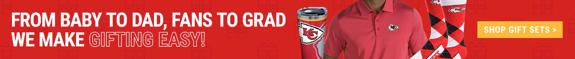 Father's Day 2020 Kansas City Chiefs Dad Pack