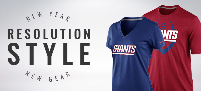 Get Moving with Giants Activewear