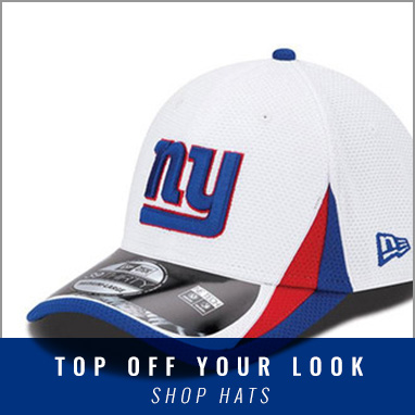 Head into Rally House for Giants Headwear