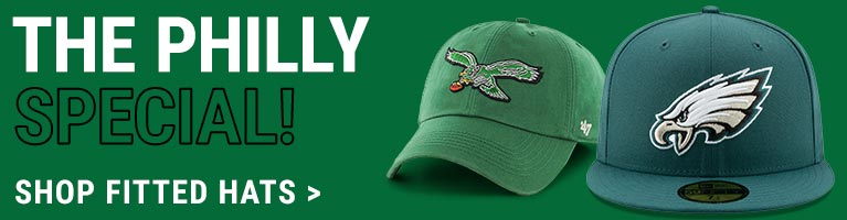 Philly Eagles Fitted Hats