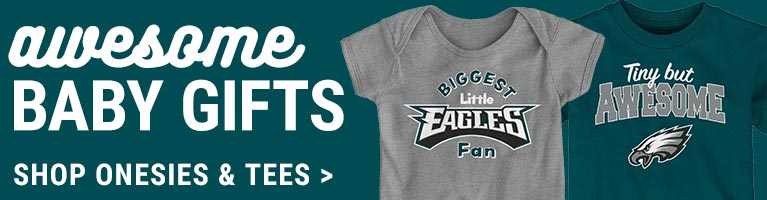 Philly Eagles Onesies
