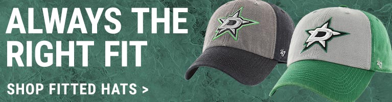 Dallas Stars Fitted Hats