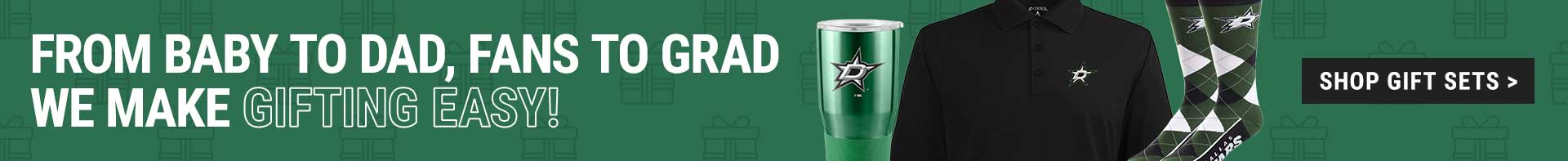 Father's Day 2020 Dallas Stars Dad Pack