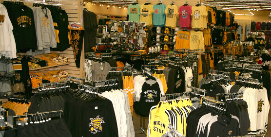 Wichita State Apparel and Gear