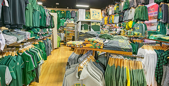 Baylor Bears Apparel and Gear