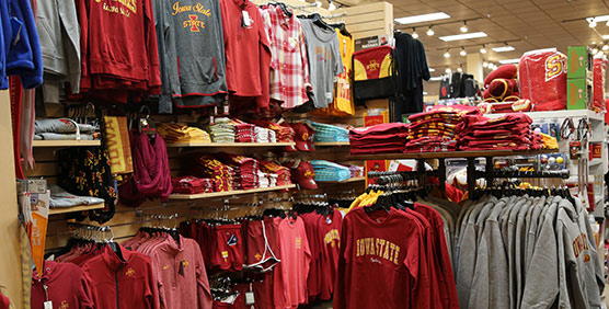 Iowa State Cyclones Womens Apparel and Gear