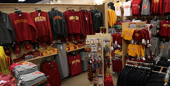Iowa State Cyclones Apparel and Gear
