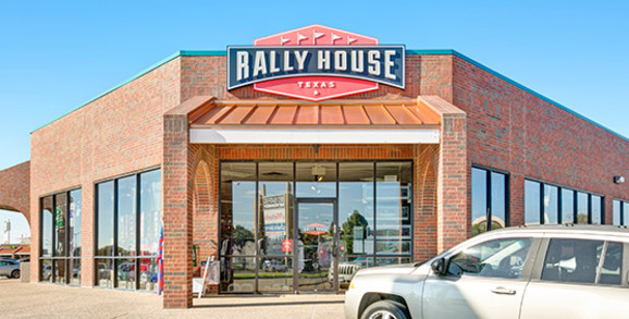 Rally House Fort Worth
