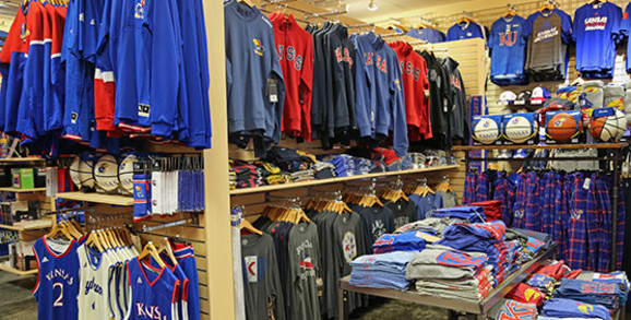 Kansas Jayhawks Apparel and Gear
