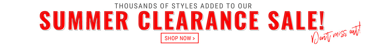 Shop Clearance Merchandise at Rally House Collegeville