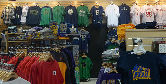 Notre Dame Apparel and Gear