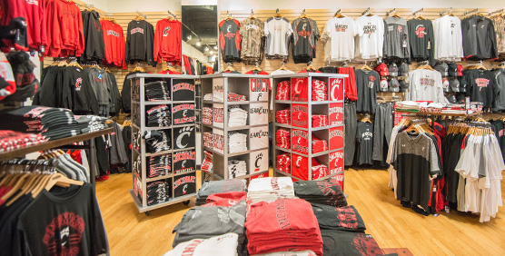 Cincinnati Bearcats Apparel and Gear