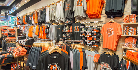 Cincinnati Bengals Apparel and Gear