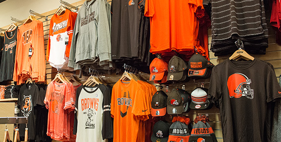 Cleveland Browns Apparel and Gear